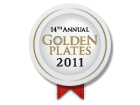 Golden Plates 2011: Restaurant Winners