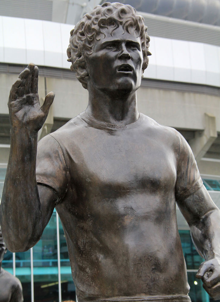 Terry Fox Memorial Unveiled At B.C. Place