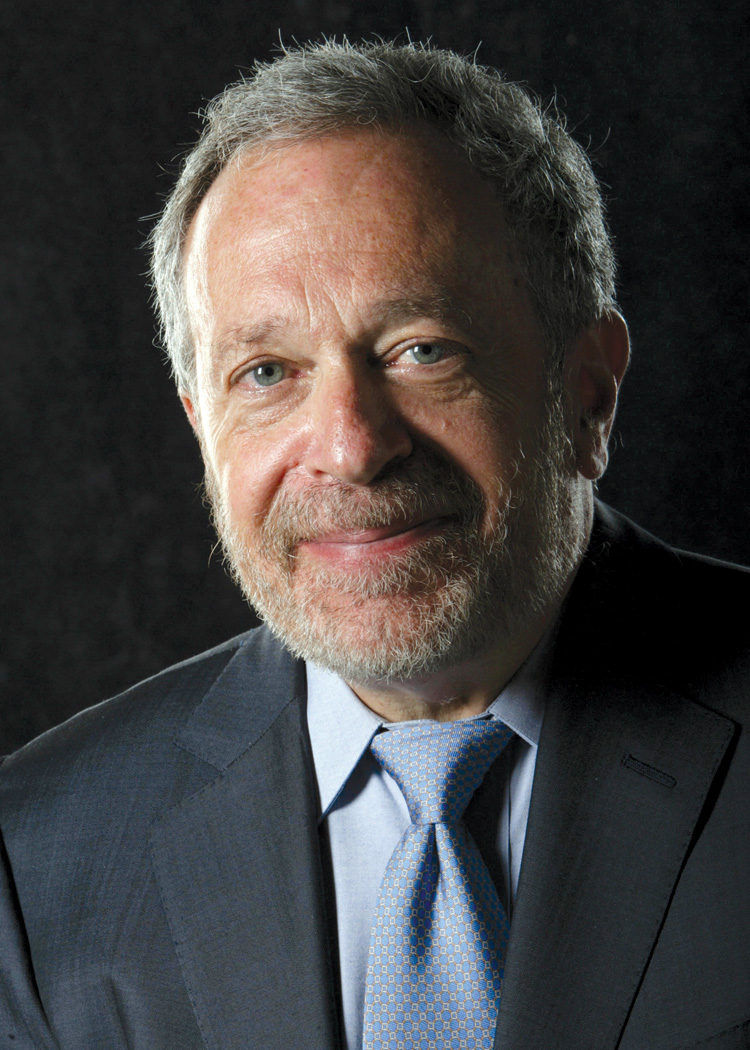 how tall is robert reich