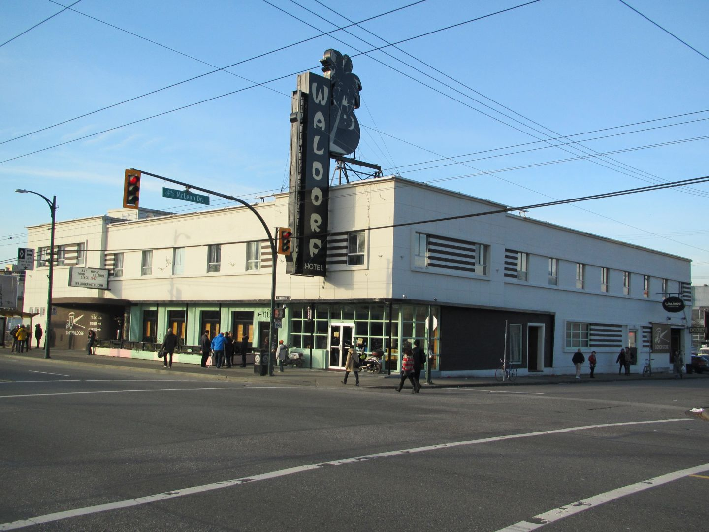 Waldorf Hotel owner and leaseholder differ over recent history of ...