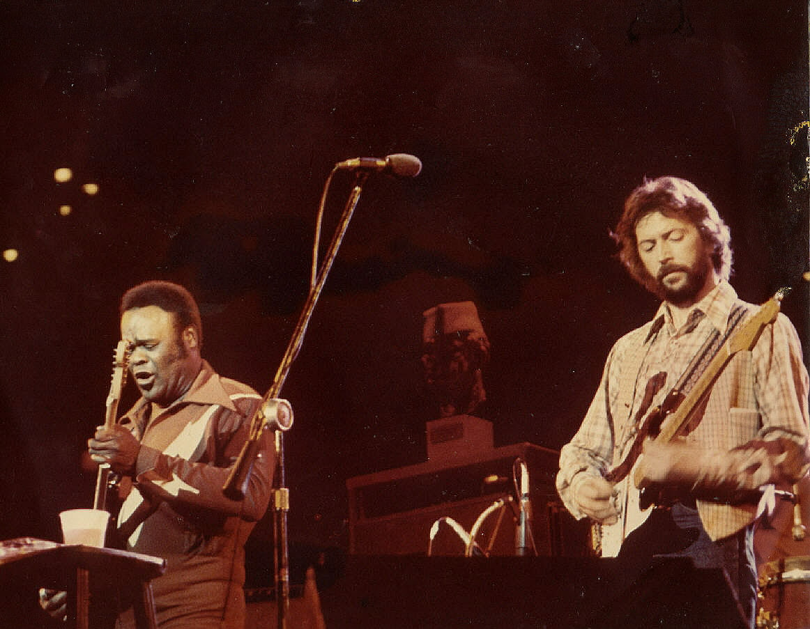 account of the life and musical contributions of eric clapton Folk music entertains,  provides an account of a young man crushed in a construction accident and  eric clapton's commercial recording of.