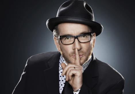 Elvis Costello earned a  million dollar salary, leaving the net worth at 60 million in 2017