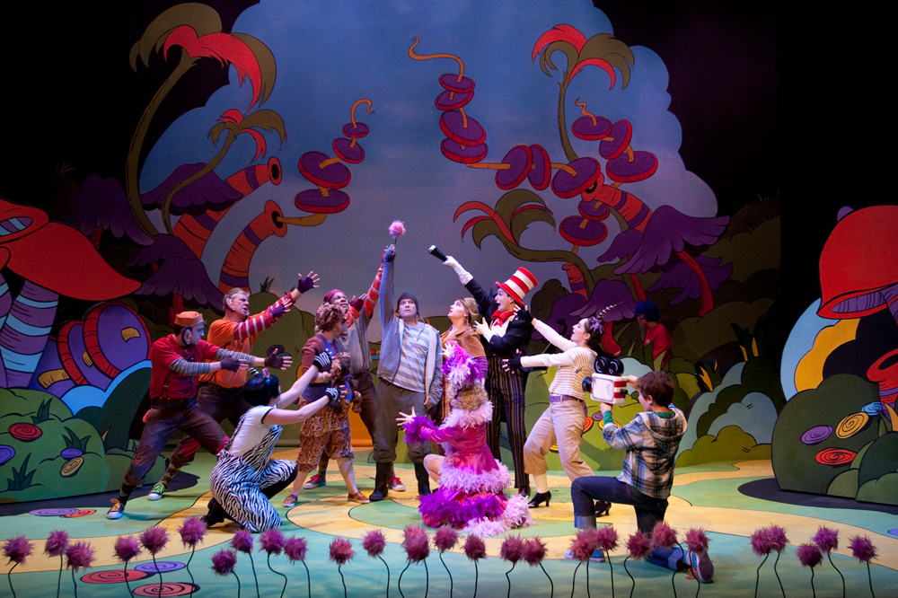 Dr Seuss The Complete Cat In The Hat Seussical