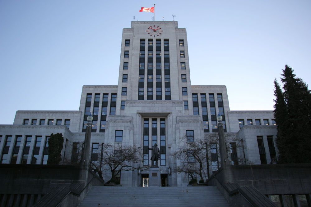 vancouver film industry seeing boost city council hears