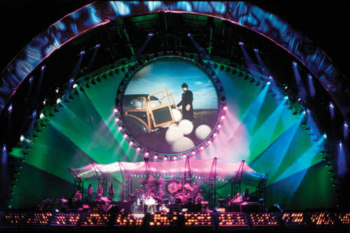20 Years Ago Today Pink Floyd Plays B C Place Roger