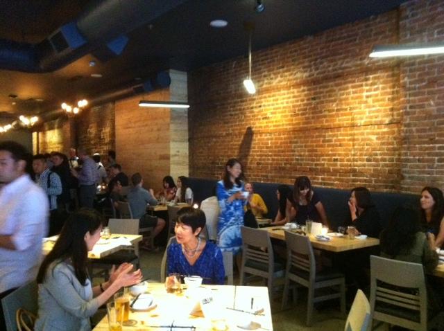 Gyoza bar ramen opens in downtown vancouver photos for Bar food vancouver