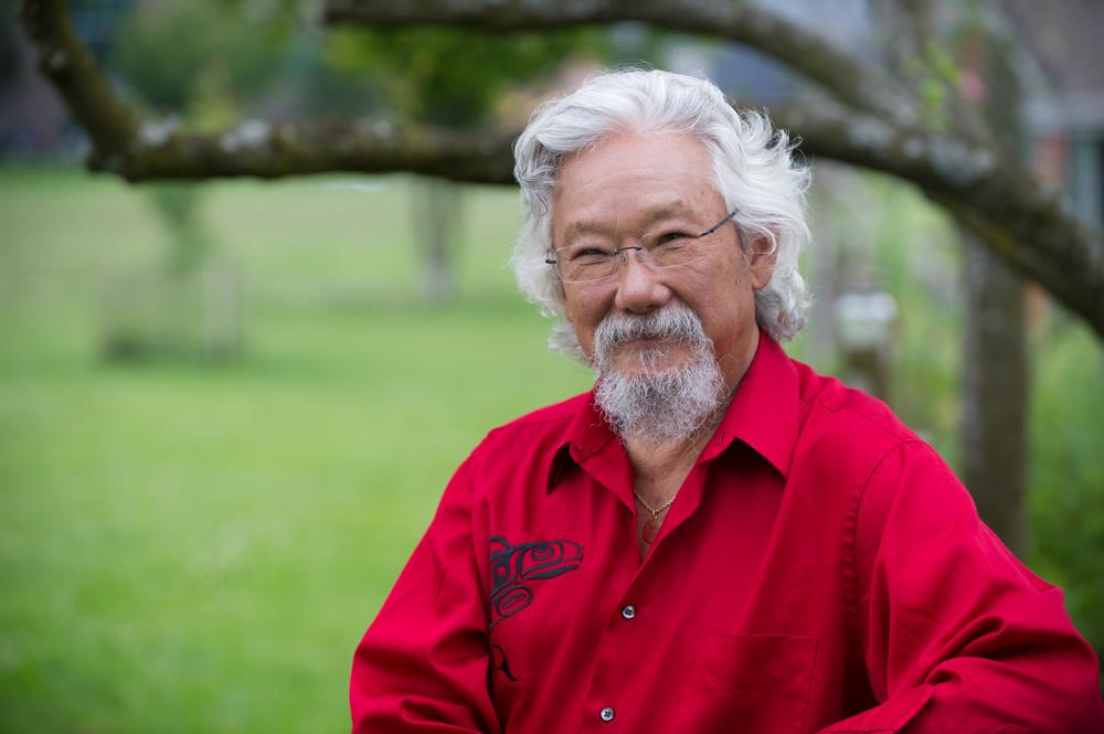 David Suzuki Birthday