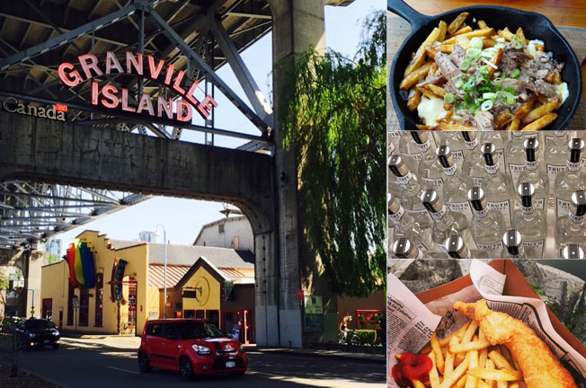 Best Places To Eat And Drink On Vancouver 39 S Granville Island Georgia Straight Vancouver 39 S News