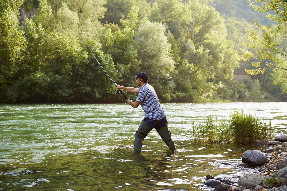 Drought conditions spur freshwater fishing ban for for Fishing vancouver island