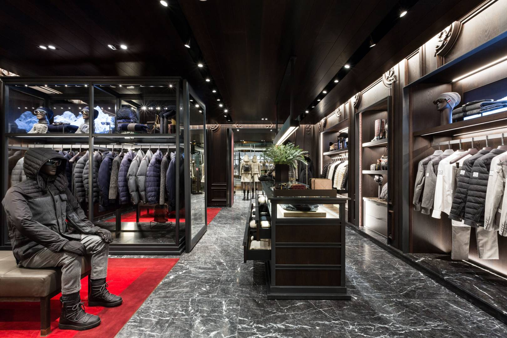 Luxury lifestyle brand moncler opens first vancouver for Best boutique hotels nyc 2015