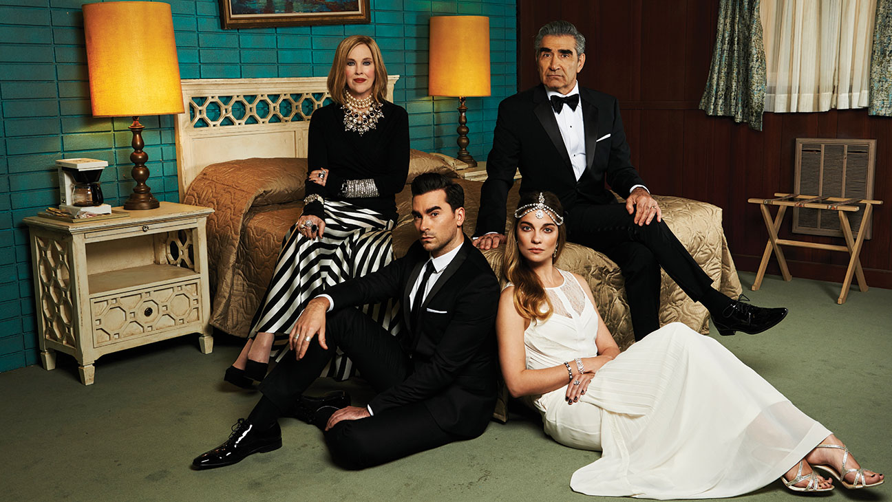 Annie Murphy Is Up Schitt S Creek And Loving It Georgia Straight Vancouver 39 S News