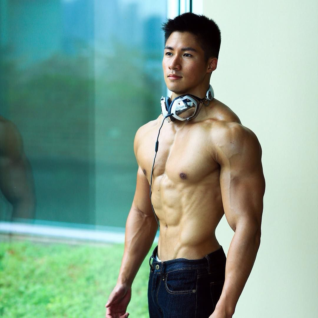 asian gay muscle sex