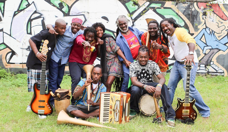 Haitian band Lakou Mizik is the sound of defiance ...