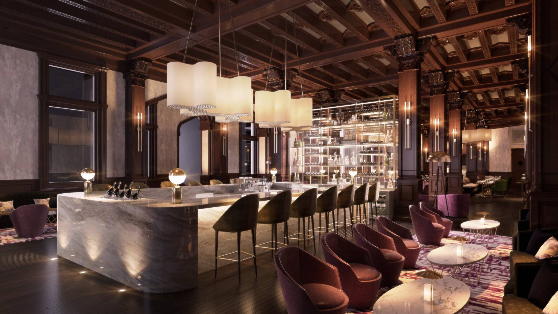 Revamped Fairmont Empress Hotel in Victoria gets a contemporary, chic  makeover | Georgia Straight Vancouver's News & Entertainment Weekly