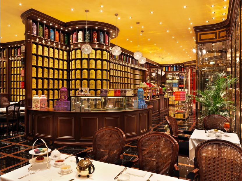 Twg Tea Singaporean Based Tea Company Set To Open First