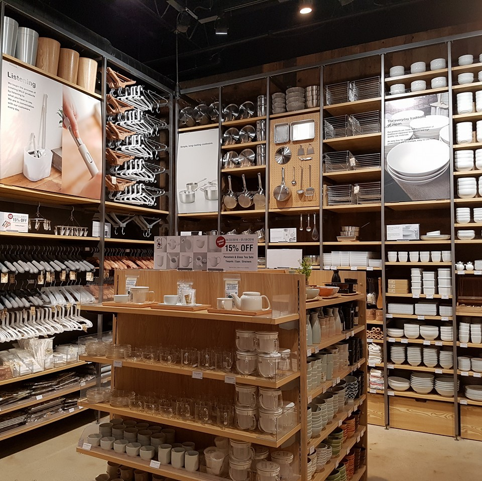 japanese retailer muji to open first canadian pop up store. Black Bedroom Furniture Sets. Home Design Ideas