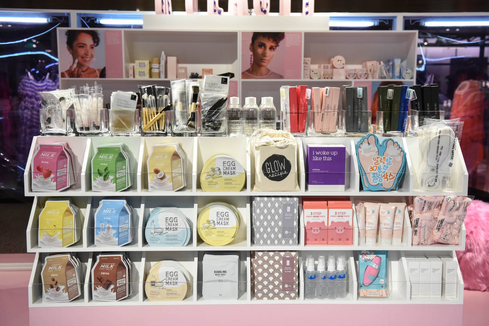Nordstrom Vancouver Feeds K-Beauty Craze With New Skincare