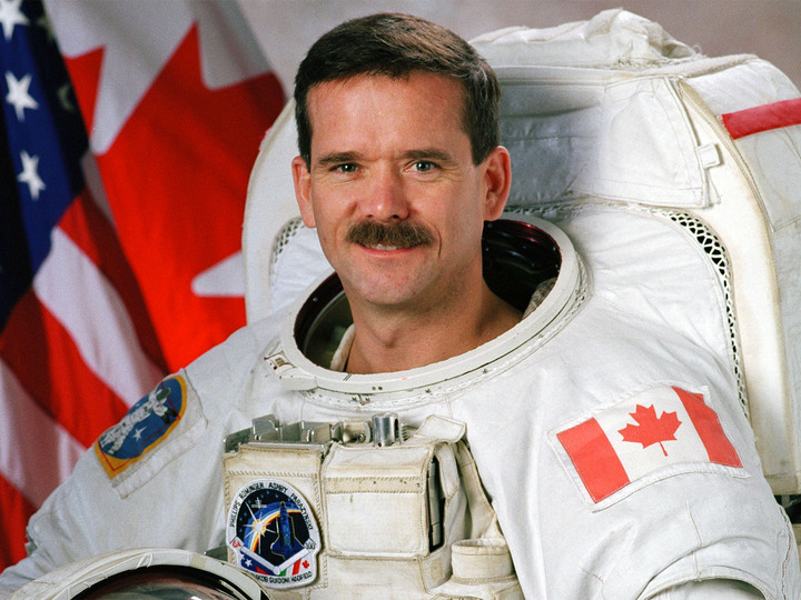 canadian space agency astronaut description - photo #14