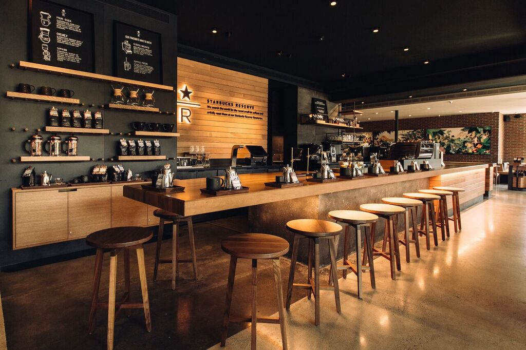 Vancouver S First Starbucks Reserve Coffee Bar Opens Up In