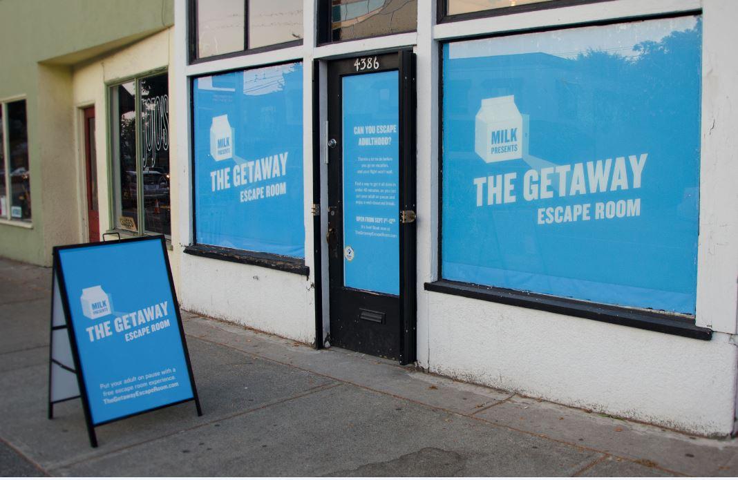 Free Pop Up Escape Room On Main Street Opens Tomorrow
