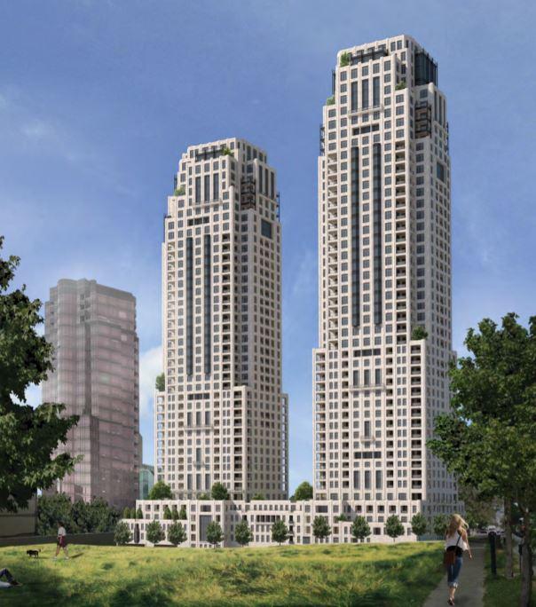 Vancouver Buildings: World's Tallest Passive House-standard Buildings Proposed