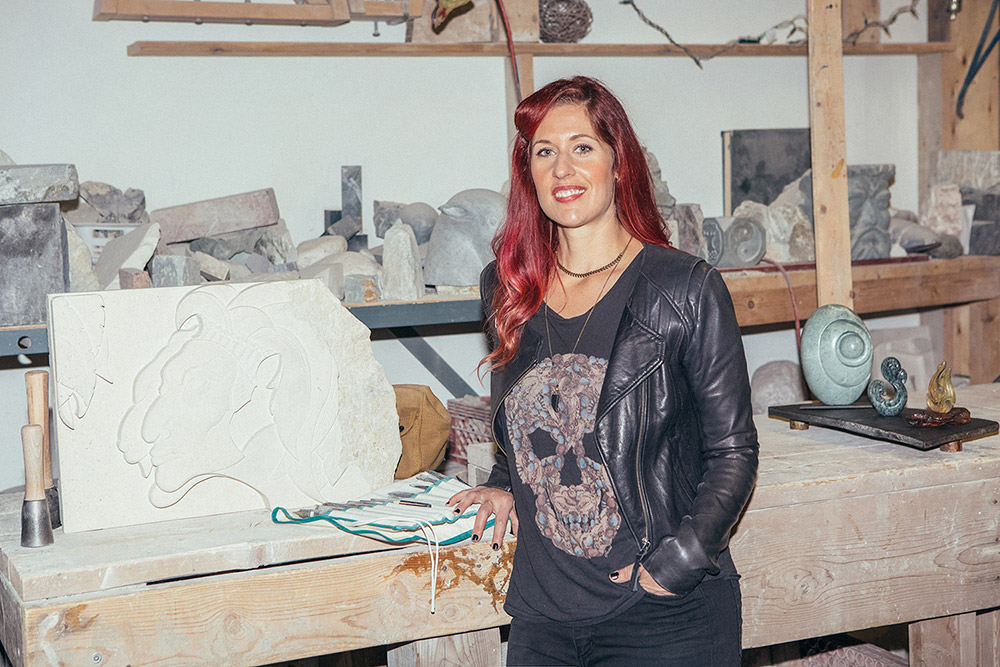 Eastside Culture Crawl's female sculptors break the mould