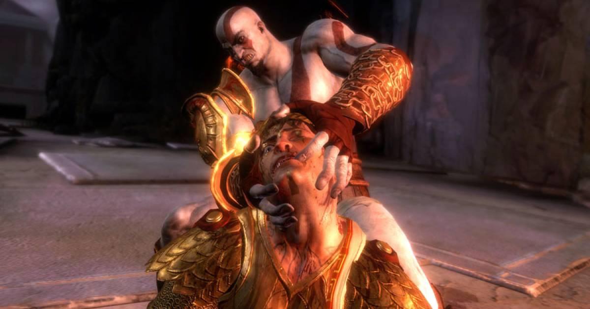 Gore In God Of War III Is Downright Sadistic