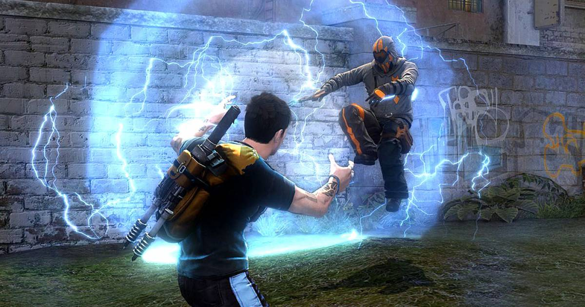 Infamous 2 sports new look, new city, new powers | Georgia Straight on infamous shard map complete, infamous 1 shard locations, infamous 1 cole, infamous second son map, infamous ps3 unlockables map, infamous blast shard map 1, blast shards ps3 map,