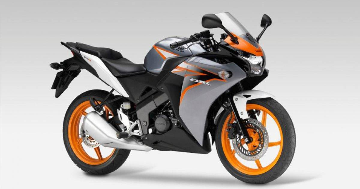 Honda's CBR 125 one of the most rider-friendly sport bikes