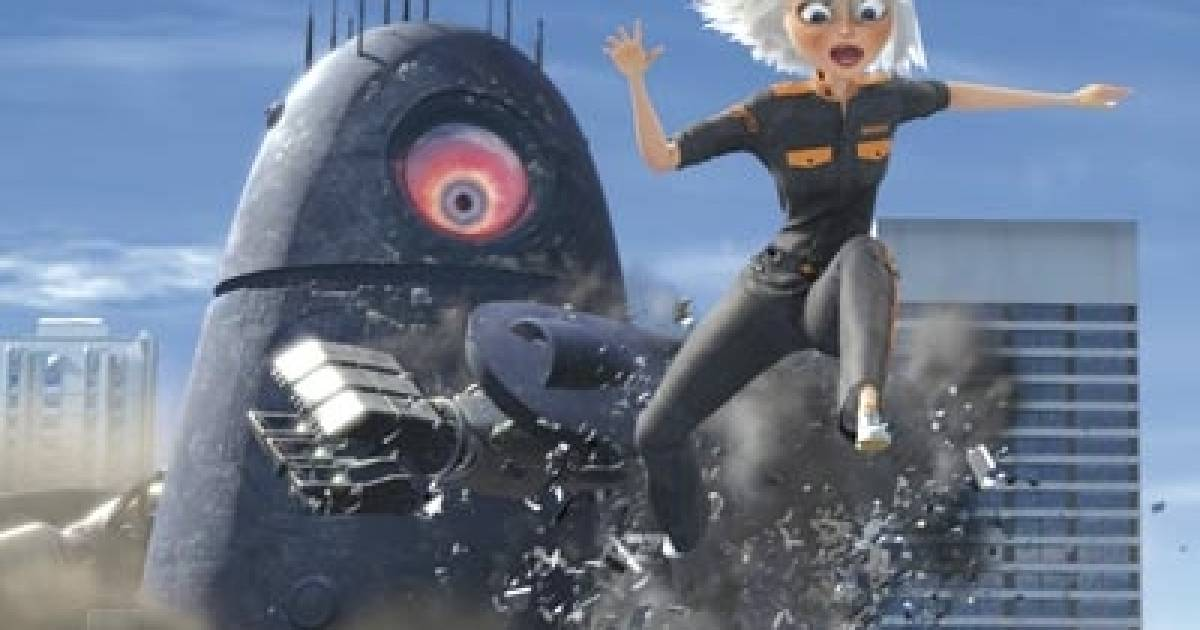 Monsters Vs Aliens Is An Eye Popping Feminist Tribute To B Movies Georgia Straight Vancouver S News Entertainment Weekly