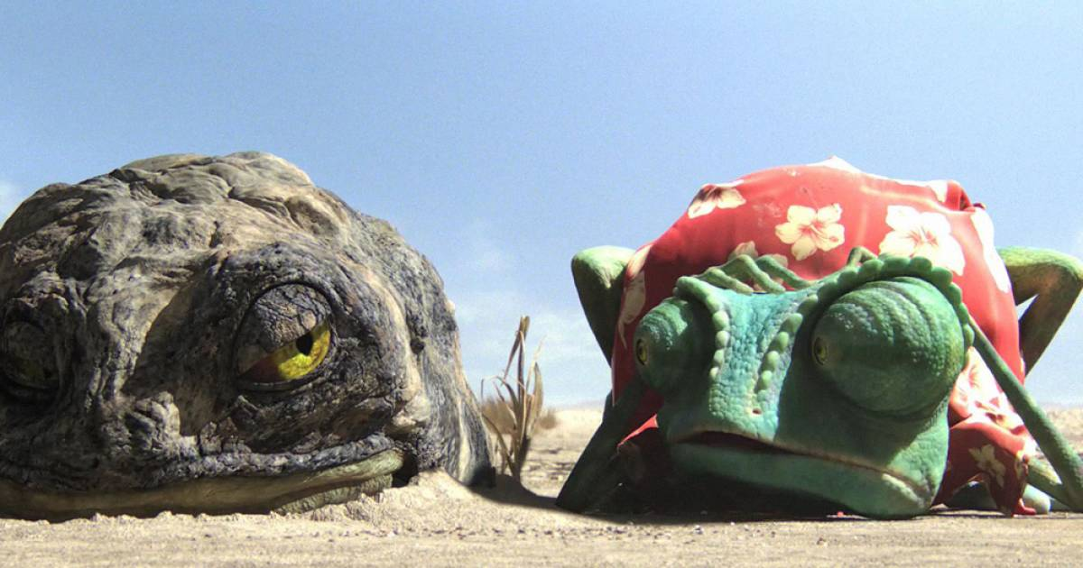 Rango A Clever Ode To All Things Gunslinger Georgia Straight Vancouver S News Entertainment Weekly