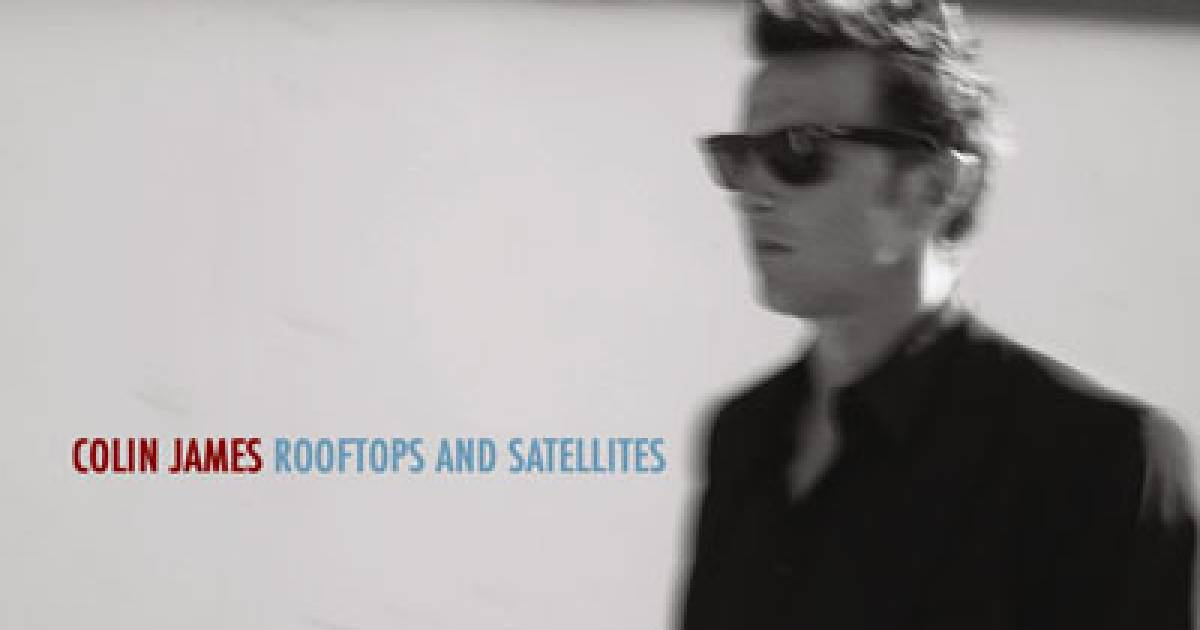 Colin Jamess Rooftops And Satellites Doesnt Reach The Heights Its