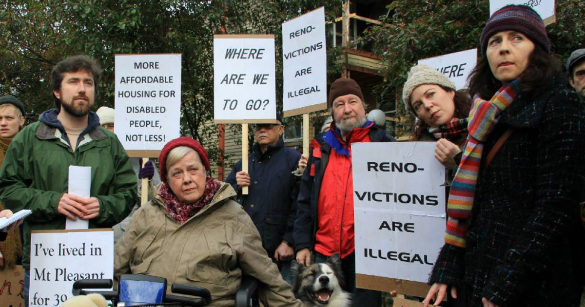 B.C. government clarifies rules around evictions and a rent freeze during pandemic state of emergency