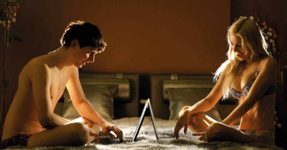 сын искусство виртуального секса них