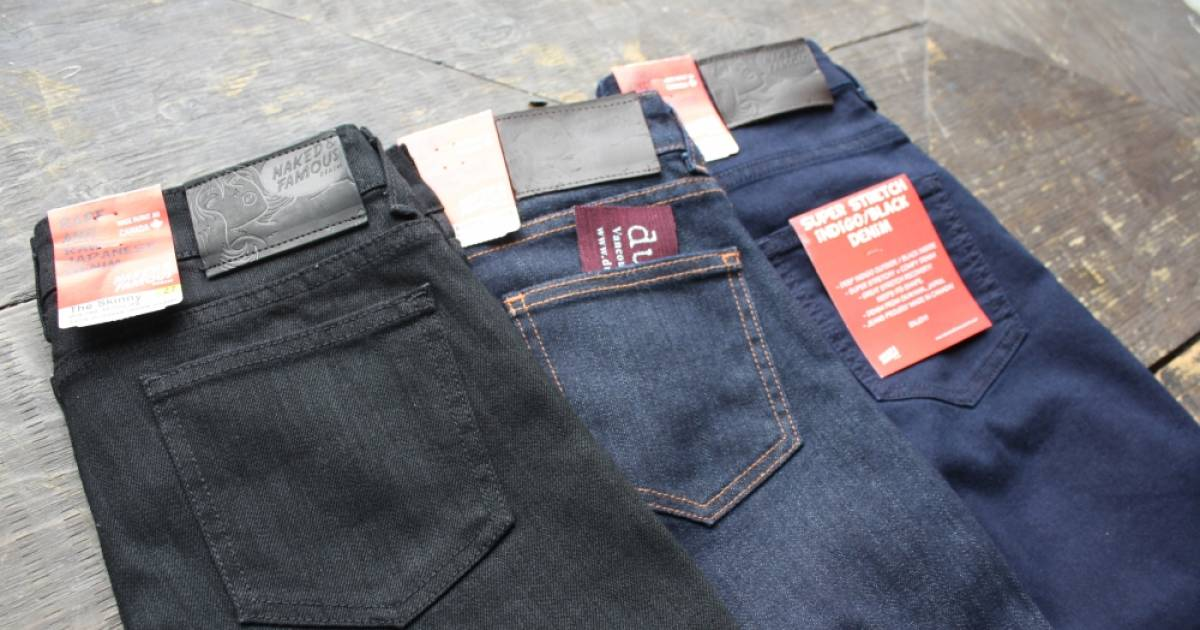 9710f362 Dutil Denim offers customizable jeans for Naked & Famous anniversary |  Georgia Straight Vancouver's News & Entertainment Weekly