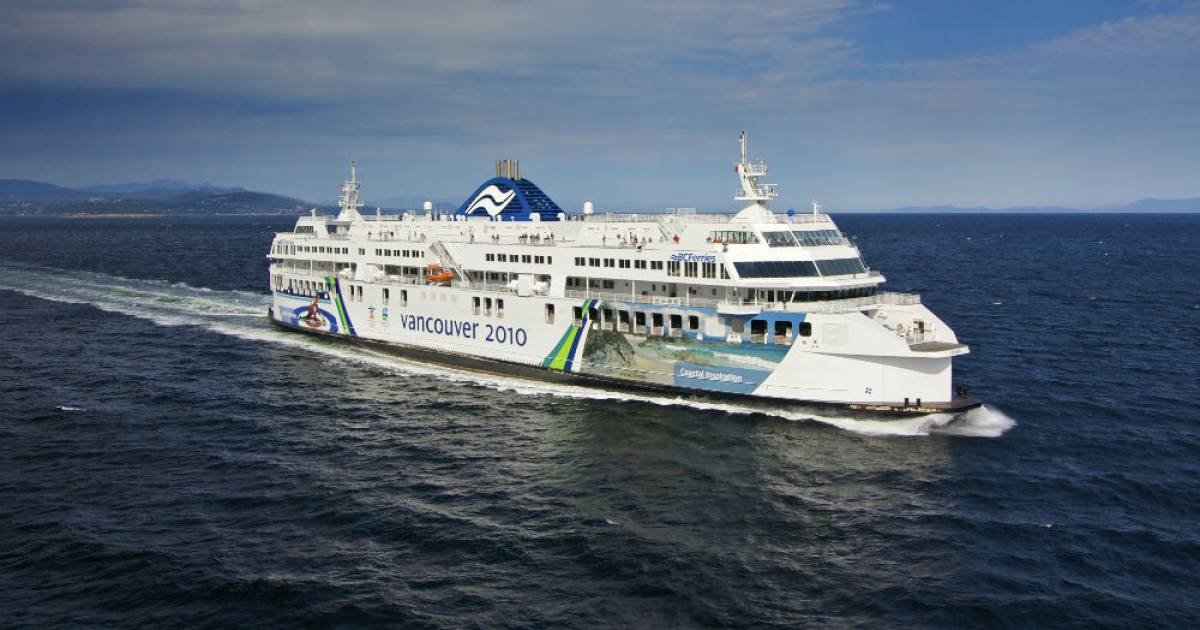 Alex Boston: B.C. Ferries should focus on communities, carbon reduction and clean tech, not cars and congestion