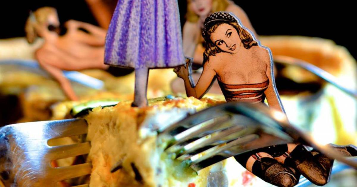 Fringe Fest 2013: 5 Lesbians Eating A Quiche is a campy delight | Georgia  Straight Vancouver's News & Entertainment Weekly