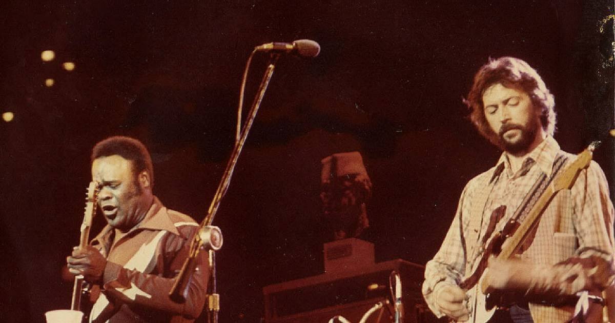 Eric Clapton boxed set boasts previously unreleased Freddie King tracks