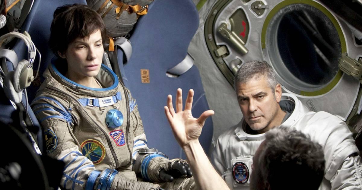 Houston, Gravity's Sandra Bullock has a problem | Georgia