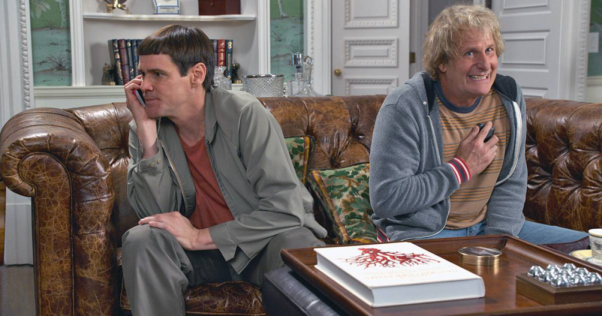 Dumb and Dumber To is an awkward mess