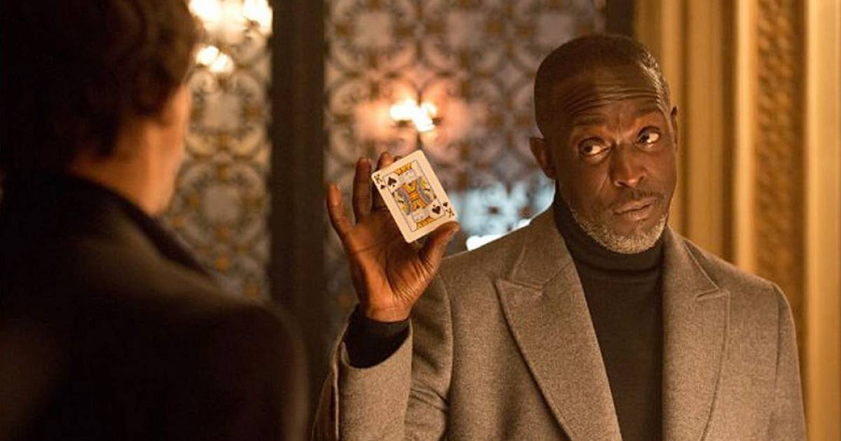 Michael K. Williams gets into The Gambler's addictions