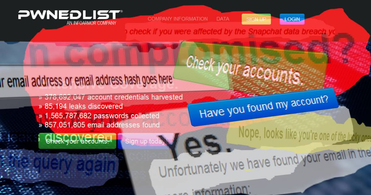Homeless in Vancouver: 378 million hacked email accounts—any of them