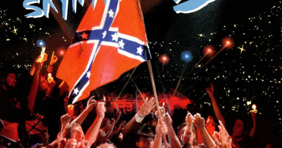 Lynyrd Skynyrd And The Confederate Flag Georgia Straight