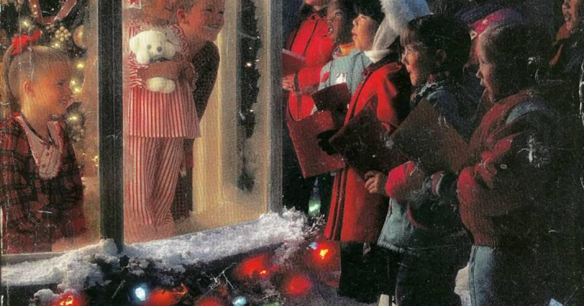Throwback Thursday: Christmas shopping in 1990   Georgia