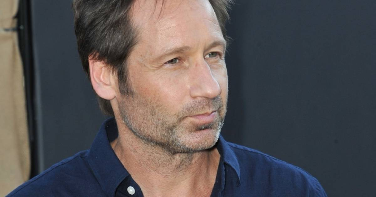 X-Files' David Duchovny receives star on Hollywood Walk of ...