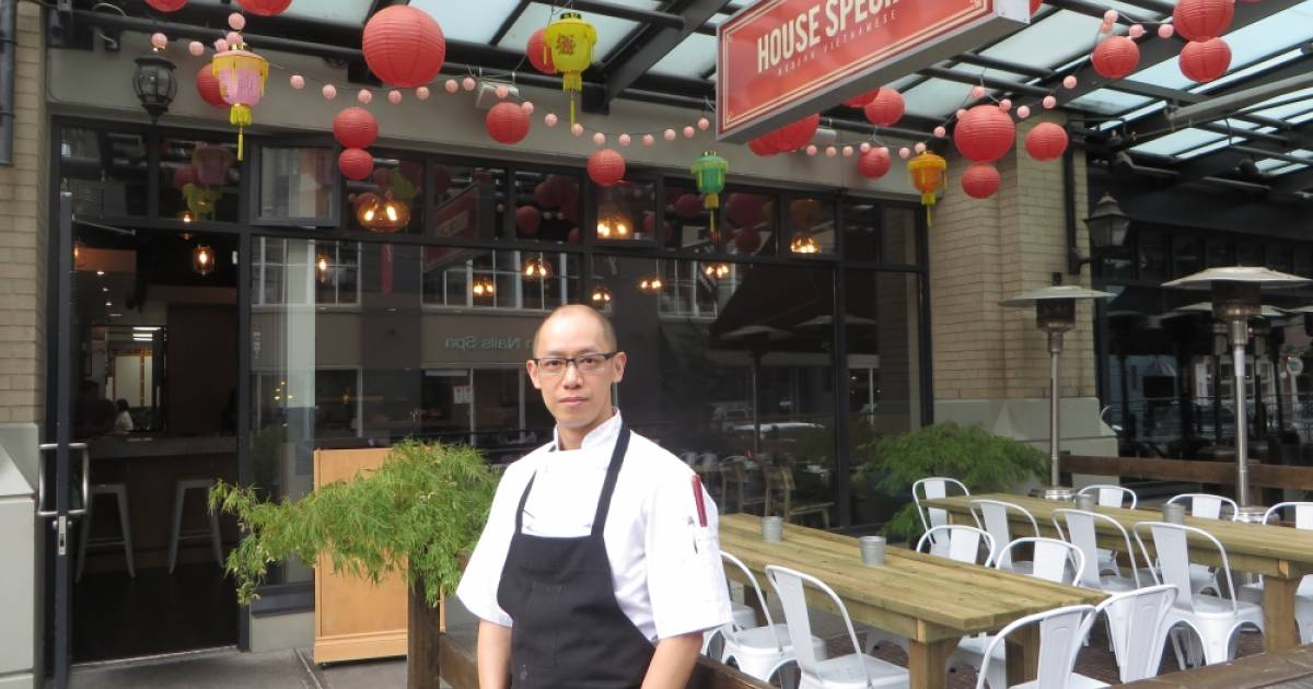 Yaletown's House Special helps advance Vancouver's Vietnamese culinary scene