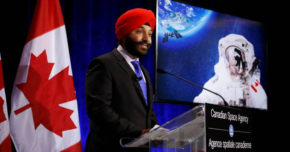Trudeau shuffles cabinet after Industry Minister Navdeep ...
