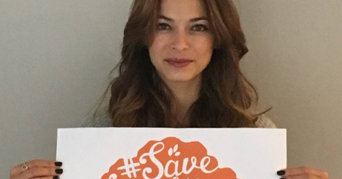 Stratford Hall S Saveclarkpark Campaign Gets A Boost From Actor Kristen Kreuk Georgia