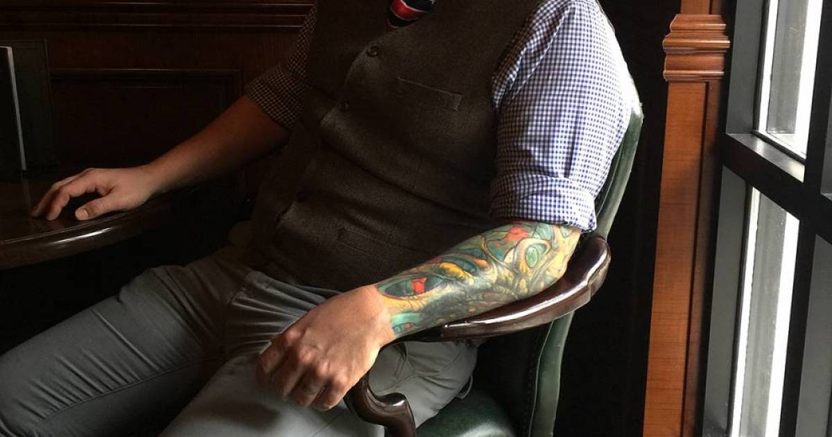 ccc3200c9569c Who Did Your Ink?: JS Dupuis starts sleeve with tribute to wife, bar, and  Pacific Northwest | Georgia Straight Vancouver's News & Entertainment Weekly