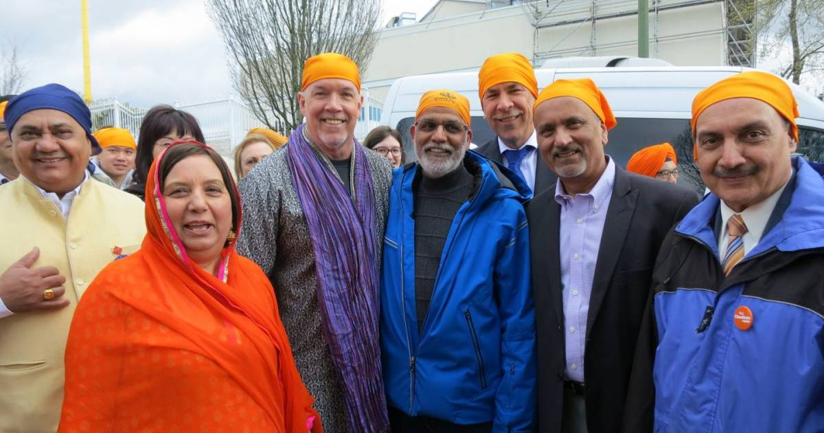 John Horgan's curiosity about other cultures serves B.C. well in a world marred by extremism